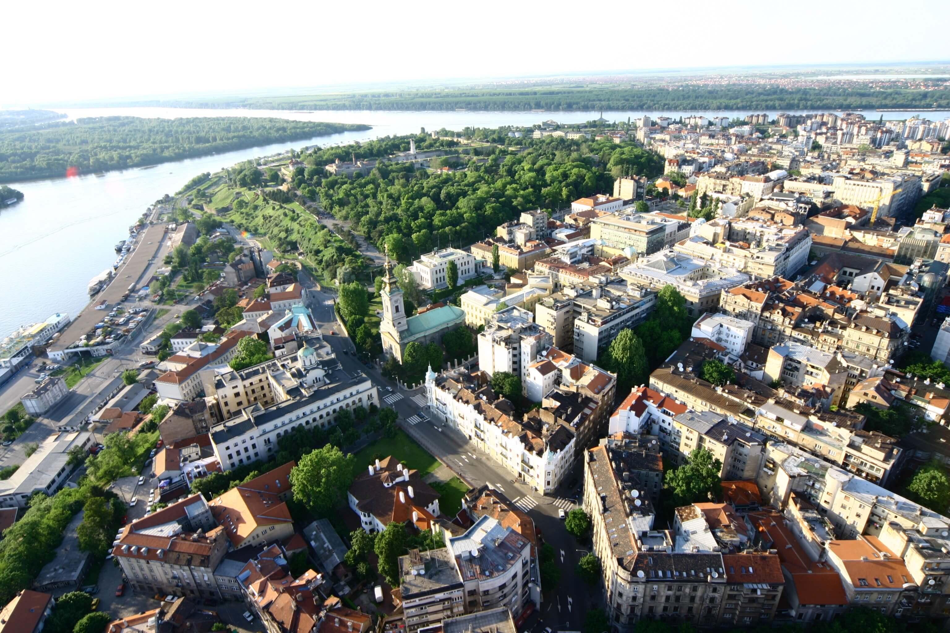 Séjours à la carte Serbie Danube