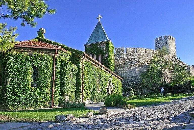Eglise de Kalemegdan