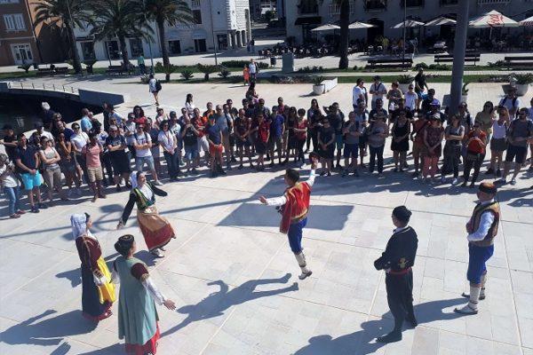 Danses traditionnelles Monténégro