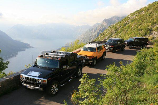 Road Trip montagnes